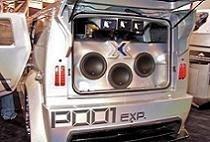 X-SRV - роскошный, оригинальный, пуленепробиваемый