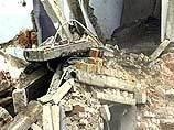 В Индии обрушился двухэтажный дом