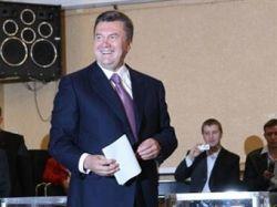 Exit polls: На украинских выборах побеждает Партия регионов