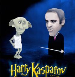 Десять вопросов к Гарри Каспарову