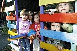 Москва испытывает острую нехватку детсадовских педагогов