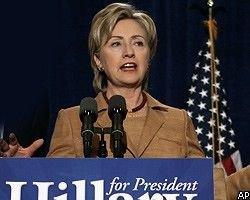 Хиллари Клинтон предрекли поражение на президентских выборах