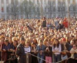 Энергию толпы можно использовать