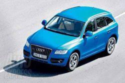Новый внедорожник Audi стремится к совершенству