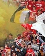Отечественные футбольные фанаты радуются неудачам российских клубов в Европе