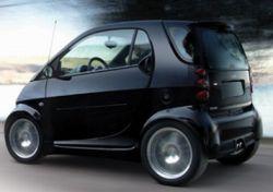 Маленькое, но полезное для окружающей среды авто Smart LPG (фото)