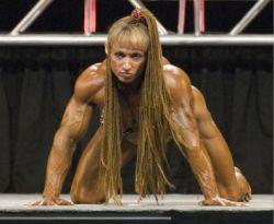 Конкурс на самую мощную женщину (фото)