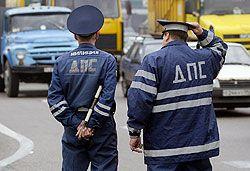 Пьяные милиционеры все чаще становятся виновниками страшных дорожных аварий