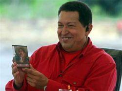 Уго Чавес выпустил диск со своими песнями
