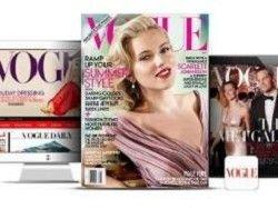 Журнал Vogue отказался от работы с моделями моложе 16 лет