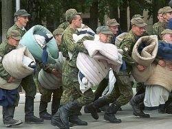 Оппозиции в москве отправят в армию