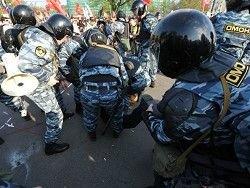 Полицейские грозят задержанным санкциями за мат