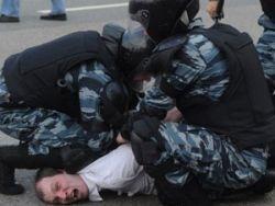 Антипутинский протест вылился на улицы Москвы