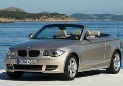 BMW расширяет модельный ряд новым кабриолетом 1 серии