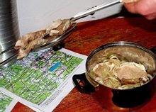 В Москве вегетарианцу почти негде пообедать
