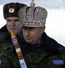 Путина на царство?