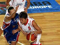 Российские баскетболистки вышли в плей-офф чемпионата Европы