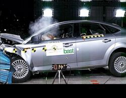 Новый Ford Mondeo попал в десятку