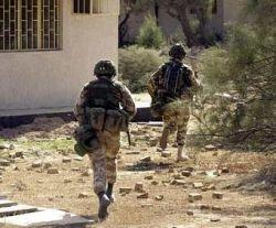 Британия выведет из Ирака тысячу солдат до конца года