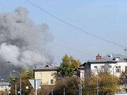 Число жертв пожара в Москве достигло пяти человек
