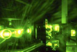 Ученые успешно испытали лазер для борьбы с вирусами