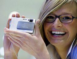 Цифровые фотоаппараты пользуются все большим спросом
