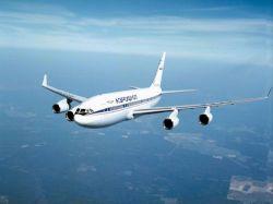 Самолеты скоро начнут летать на новом топливе