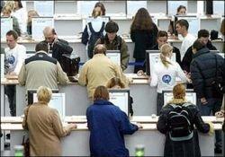 19,5% россиян пользуются Интернетом