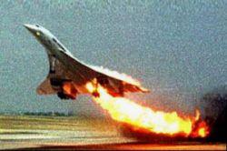 Остатки разбившегося Concorde проданы с аукциона