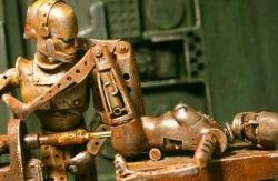 Эротические картинки с роботами (фото)