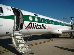 Италия пытается избавиться от Alitalia