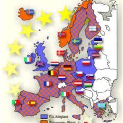 Девять стран Евросоюза войдут в Шенгенскую зону раньше срока