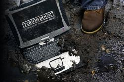 Panasonic выпустит бронированные ноутбуки
