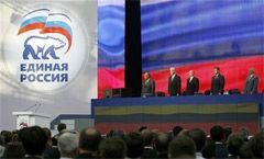 Лужков возглавит список единороссов по Москве