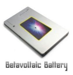 Ученые изобрели батарею для ноутбука, которая может работать 30 лет