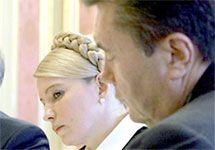 Тимошенко обвинила кабинет Януковича в хищениях