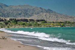Киргизия станет страной элитного туризма
