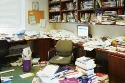 Офисы известных нью-йоркцев (фото)