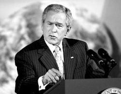Буш разлюбил Великобританию