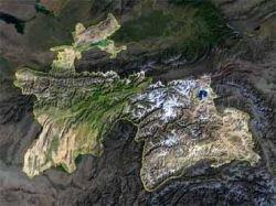 Таджикистан на неделю закрыл границы