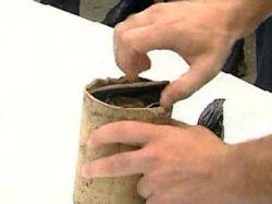 На вокзале в Омске у бомжа изъяли бомбу: банку кофе с порохом