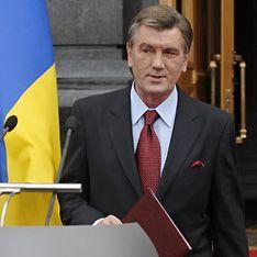 Ющенко поймали на слове