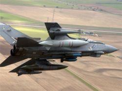 Британский истребитель по ошибке сбросил бомбу