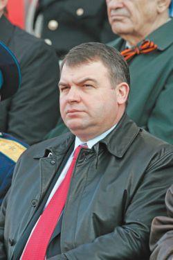 Подробности секретного доклада министра обороны Сердюкова в Госдуме