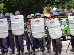 В Мьянме арестована сотрудница ООН