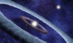 Ученые следят за рождением новой Земли