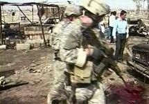 Теракт в Багдаде унес жизни 13 человек, еще 30 - ранены