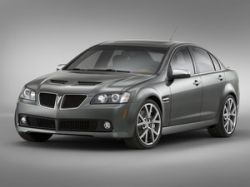А сколько за новый Pontiac G8?