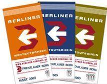1 евро = 1 берлинер: в Германии печатают региональные деньги