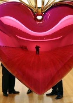 Джефф Кунс: откройте свое сердце искусству (фото)